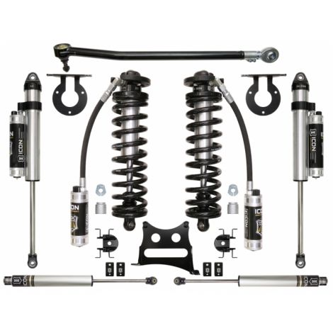"""2017-UP Ford F250/F350 4WD 2.5-3"""" Coilover Conversion System - Stage 4"""